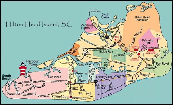 Savannah Ga To Hilton Head Island